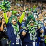 Loudest crowd roar at a sports stadium Seahawks-13