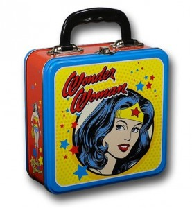 Superwoman lunchbox