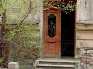 Doorway by Vladimer Shioshvili