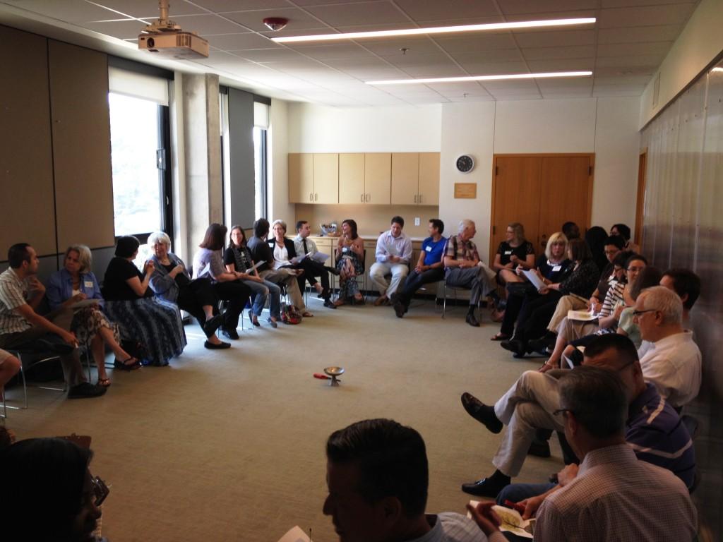 Spiritual Practice class photo